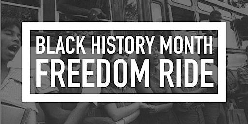 Drum Major's Freedom Ride - Feb. 29