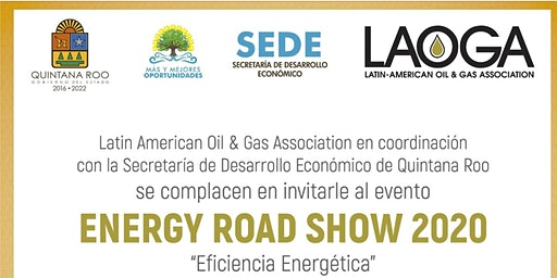 THE ENERGY ROAD SHOW 2020