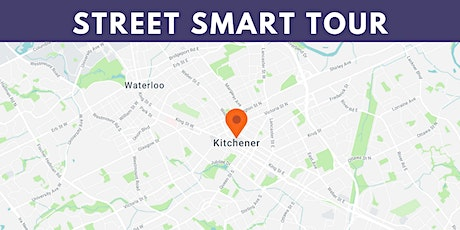 [Street Smart Tour] 22 FEB 2020 • Kitchener tickets