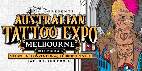 Australian Tattoo Expo - Melbourne 2020 tickets