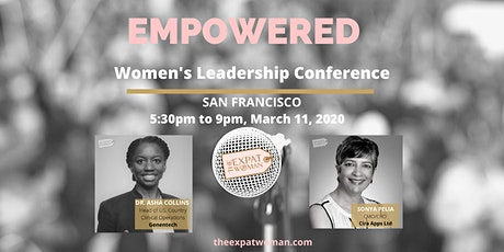 EMPOWERED: Women's Leadership Conference San Francisco tickets
