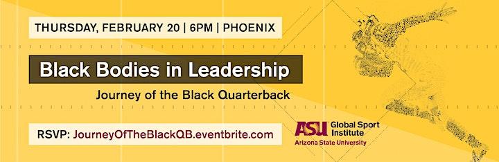 Black Bodies in Leadership: Journey of the Black Quarterback image