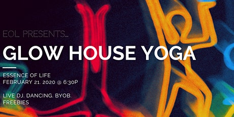 Glow House Yoga tickets
