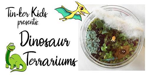 Kids: Dinosaur Terrariums