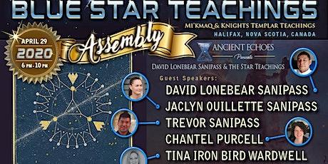 Blue Star Teachings, Halifax, Nova Scotia, Canada with David Lonebear tickets