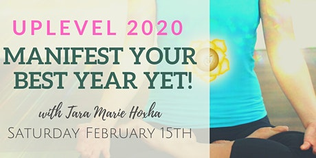 UPLEVEL: Cleanse + Manifest in 2020! tickets
