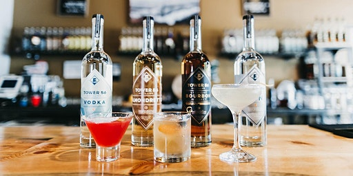 Cocktail Class with Tower 56