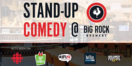 Black Sheep Comedy @ Big Rock Brewery, Liberty Village, February Edition tickets