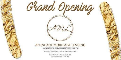 Abundant Mortgage Lending Open House