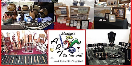 Art On The Hill .... and Wine Tasting Too! tickets