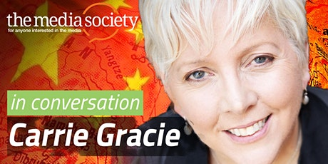 The Media Society: Carrie Gracie In Conversation with Phil Harding tickets