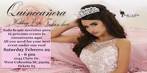 South Carolina Quinceañera & Wedding Expo