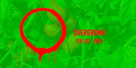 Overgrown 2020: A Month of Vegan Socials tickets