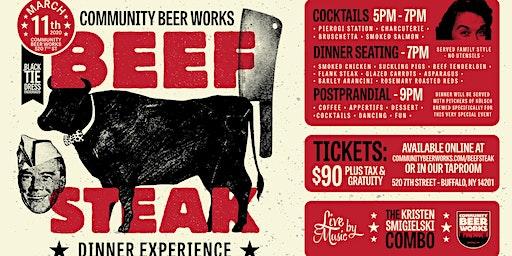 Beefsteak Dinner Experience