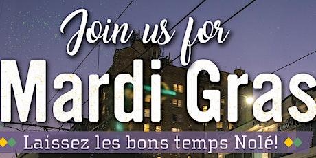 Mardi Gras Fiesta from Iris to Tucks tickets
