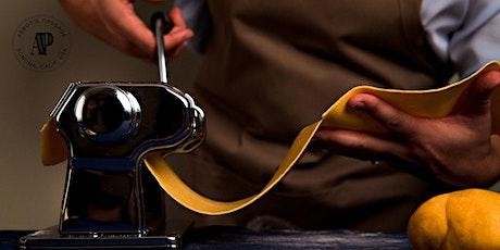 Pasta Making & Wine Tasting Workshop tickets