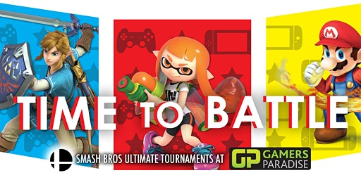 Smash Ultimate Youth Tournament