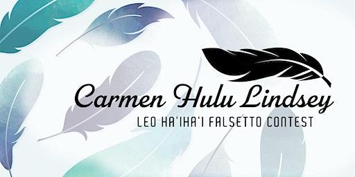 Carmen Hulu Lindsey Leo Ha'iha'i Falsetto Contest
