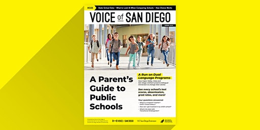 Parent's Guide to Public Schools Information Session: Carmel Valley Library