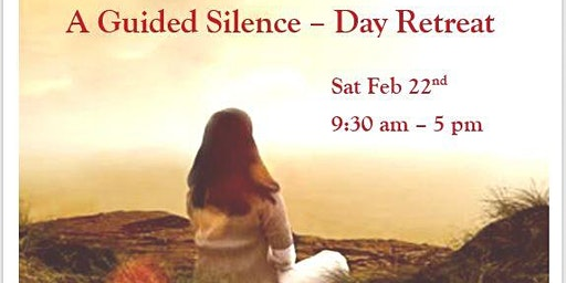 A Guided Silence - Day Retreat