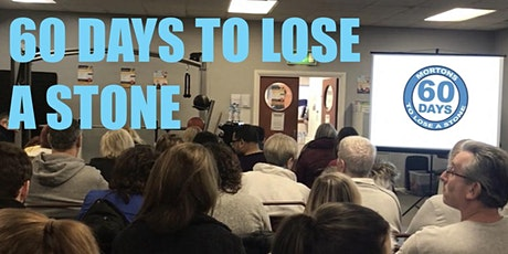 60 Days to Lose a Stone tickets