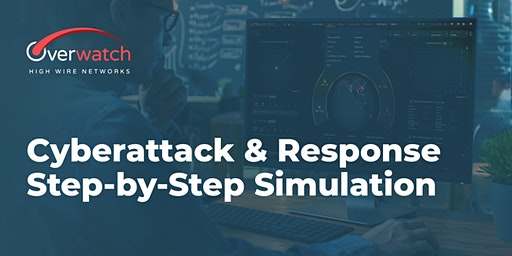 Cyberattack & Response Step-by-Step Simulation