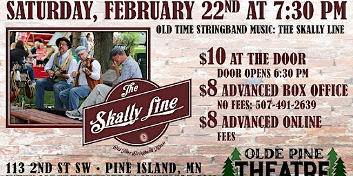 The Skally Line Band (All Ages Concert)