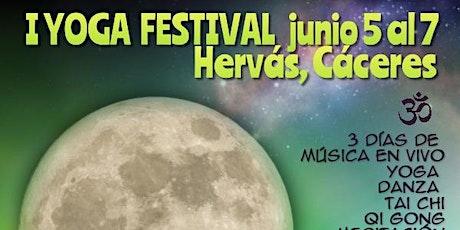 Om & Bass Yoga Festival, Hervas entradas