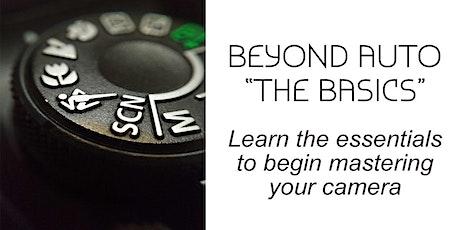 Beyond Auto - The Basics tickets