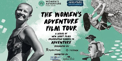 Women's Adventure Film Tour - Burlington, VT