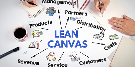 Lean Canvas Workshop @Art&Design tickets