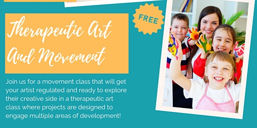 Therapeutic Art and Movement