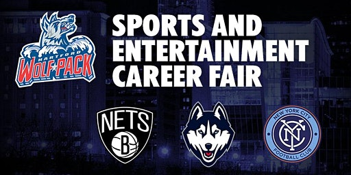 Connecticut Sports & Entertainment Career Fair Hosted by Hartford Wolf Pack
