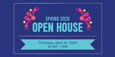 SPC Spring Open House 2020 tickets