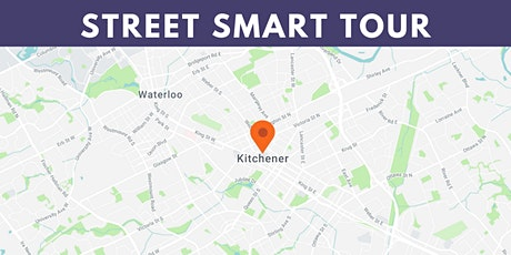 [Street Smart Tour] 28 MAR 2020 • Kitchener tickets