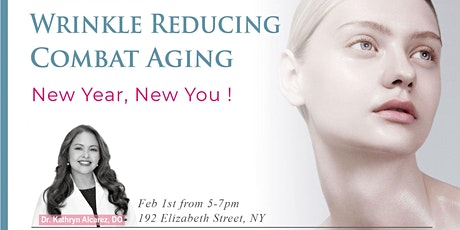 A Talk with Dr. Kathryn Alcarez on Fat Loss and Anti Aging tickets