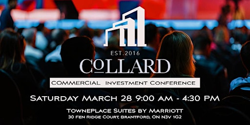 COLLARD COMMERCIAL INVESTMENT CONFERENCE