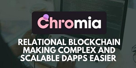 First Chromia Meetup Roma tickets