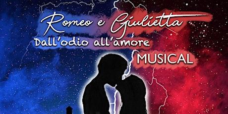Romeo & Giulietta il MUSICAL biglietti