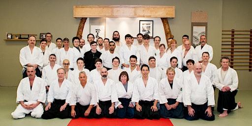 Aikido Seminar with Tatsuo Toyoda Sensei