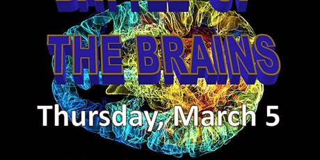 Battle of the Brains tickets
