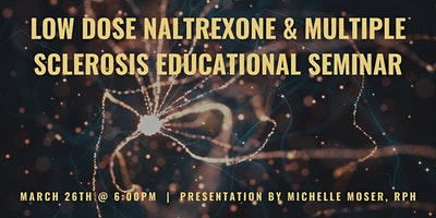 Low Dose Naltrexone (LDN) & Multiple Sclerosis