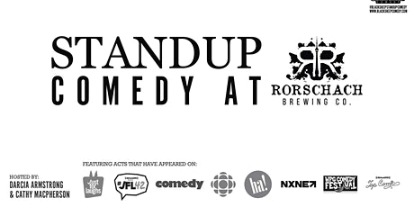 Black Sheep Comedy's Stand Up @ Rorschach Brewing Co, February Edition tickets