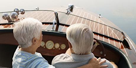 Retirement Planning & Fraud Prevention Seminar tickets