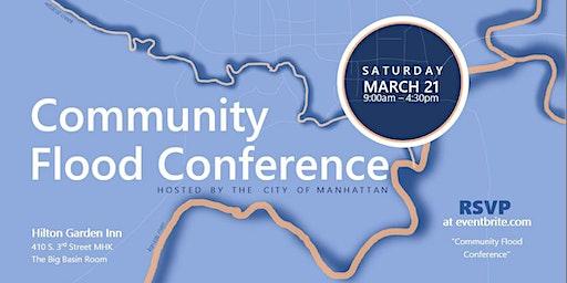 Community Flood Conference