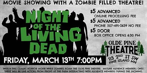 Night of the Living Dead (MOVIE)