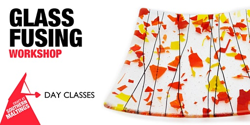 Glass Fusing Workshop Day Course (5 Weeks)