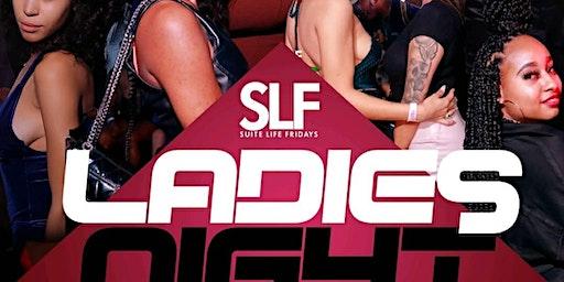 LADIES NIGHT! LADIES FREE all night w/ Rsvp! LIVE ON V-103 W/ BIG TIGGER & CELEB FRIENDS! #SuiteLifeFridays! Friday @ SUITE LOUNGE! Live on V103 each & every Friday! RSVP NOW! (SWIRL)