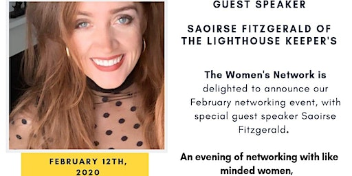The Women's Network - February 2020 Networking Event