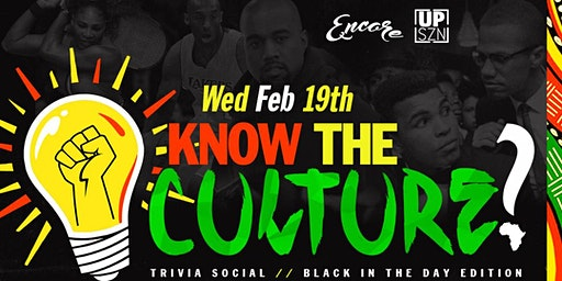 Know The Culture Trivia | 2.19